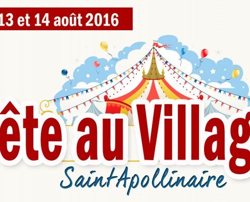 Fete au Village2016