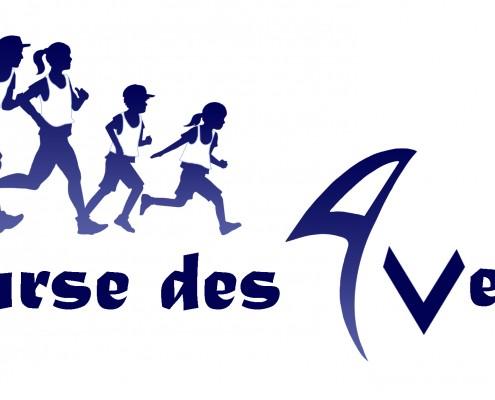 Logo officiel Course 4 vents